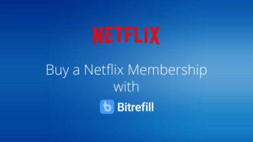 Cómo recargar Netflix con Bitcoin