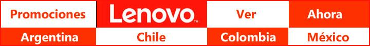 Promociones de Lenovo