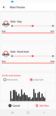 Los mejores editores de audio para Android