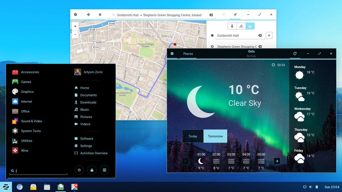 mejores distros de Linux para usuarios de Windows