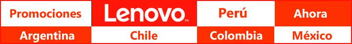 Promociones y ofertas Lenovo