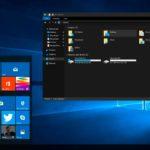 activar el modo oscuro en Windows 10