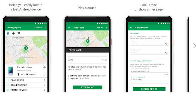 Las mejores aplicaciones para rastrear móviles