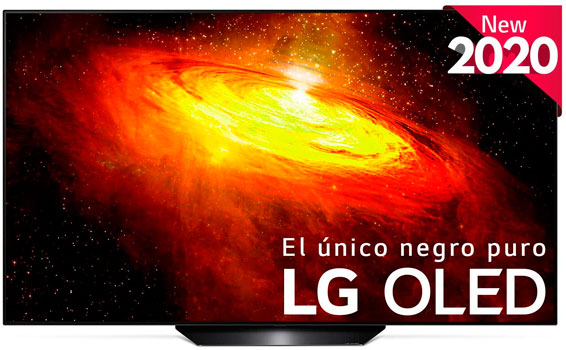 El OLED de nivel de entrada de LG es una oferta increíble