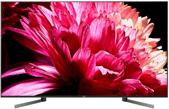 Un hermoso televisor 4K HDR