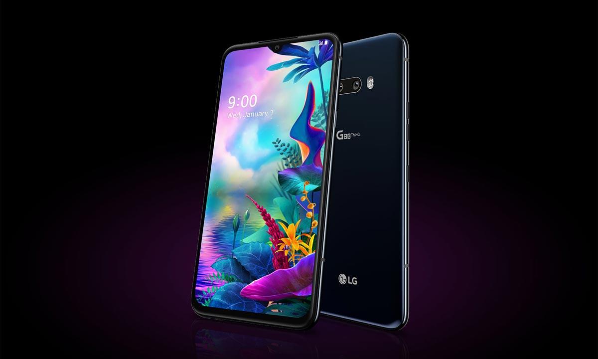 mejores móviles LG