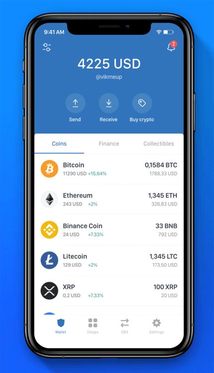 Las mejores apps para comprar, vender y almacenar criptomonedas